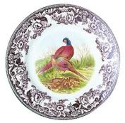 Spode Woodland Pheasant Dinner Plate