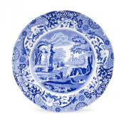 Spode Blue Italian Luncheon Plate, Set of 4