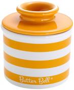 The Original Butter Bell crock Butter Crock by L. Tremain, Tangerine Yellow