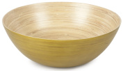 Core Bamboo Modern Round Bowl, Lime, Extra Large
