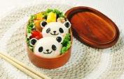 SQdeal® Panda Shape Sushi Maker Rice Ball Onigiri Mould Mould