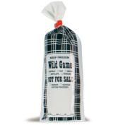 UltraSource 190013 Wild Game Meat/Chub Bag, NFS, 0.9kg, 11cm Width x 34cm Length