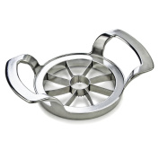 New Star Foodservice 42887 Heavy Duty Commercial Apple Corer and Divider, Powder Coating Finish