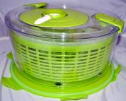 Genius Salad Chef Salad Spinner for Drying Salad