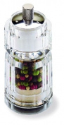 Olde Thompson 3012-40-0-0 Sierra Combo Pepper Mill / Salt Shaker Set