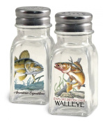 American Expedition Walleye Salt and Pepper Shakers