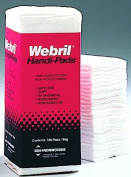 Webril Handi-pads 4x4 Bag