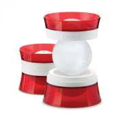 Zoku Ice Ball Ice Sphere Mould, Set of 2