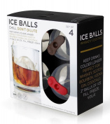 Prepara Ice Ball Mould, Set of 4