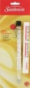 Sunbeam Candy Thermometer - Fahrenheit and Celsius - 20cm