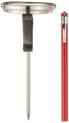 Rubbermaid Commercial FGTHC400DS Stainless Steel Dishwasher Safe Candy Thermometer