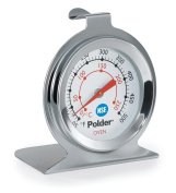 Polder Oven Thermometer, Stainless Steel