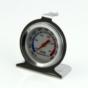 Estone® Stainless Steel Oven Thermometer Temperature Gauge Home Kitchen Food Meat Dial