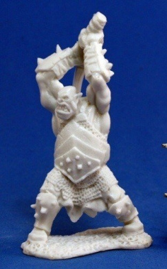 Orc Berserker with Two Handed Sword (1)