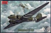 Roden Douglas C-47 Skytrain Aeroplane Model Building Kit