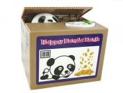 Itazura Stealing Coin Piggy Bank - Happy Panda