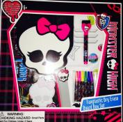 Monster High Fangtastic Dry Erase Board Box Set