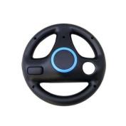 TOOGOO(R) New Black Steering Wheel for Wii Mario Kart Racing Game [Electronics]