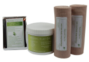 NCC Inch-loss Body Wrap Kit. Belly, Thighs, Arms, Buttocks *500ml