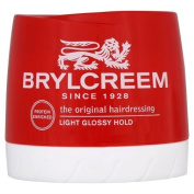 Brylcreem Light Glossy Hold Protein Enriched Gel 150ml Case of 6