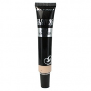 CITY colour Flawless Finish 3 In 1 Primer, Concealer Foundation - Light