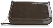 Van Dal Womens Peony Clutch 2104850 Taupe Patent