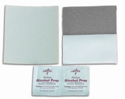Shoe Bottoms Slip Resistant Shoe Sole Cover Protector for Heels Self-stick Pads - Available in Clear, Black, or Red