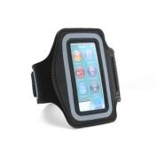 System-S Jogging / Running / Fitness / Biking / Sport bracelet Armband neoprene bag cover case for iPod Nano 7th Generation