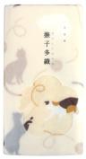 Miyamoto Imabari Towel 34x90cm Cat
