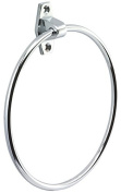 William Hopkins 152mm Robin Chrome Plated Towel Ring