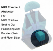 Pommel/Abductor for Children Seat to Go/Positioning Aid/Booster Chair and Floor Sitter