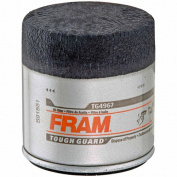 FRAM Tough Guard Oil filter , TG4967