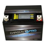 Chrome Battery IGEL-YTX4L-BS High Performance iGel Power Sports Battery