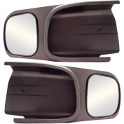 CIPA 10700 Custom Towing Mirrors, Dodge