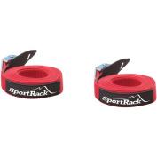 SportRack 2.7m Sports Gear Cargo Straps, Red