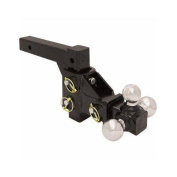 Buyers 1802225(10+) Adjustable Tri-Ball Hitch