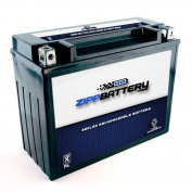 Zipp Battery ZB-M00018-10000 Y50-N18L-A3 High Performance Maintenance Free Sealed AGM Motorcycle Bat