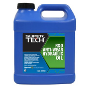 Super Tech R and O Hydraulic Oil, 7.6l