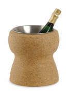 Renoir - Cork and Stainless Steel Ice Bucket