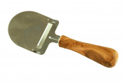 D.O.M. Cheese slicer with handle made of olive wood