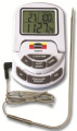 Oven Thermometer and Timer