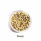 Hair Extension Blonde 200x Micro Nano Rings