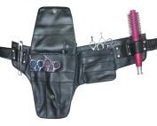 Kassaki Hairdressing Toolbelt Scissor Holster Pouch Bag 10 scissors Holder
