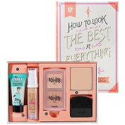 BENEFIT COSMETICS how to look the best at everything - light flawless complexion makeup kit