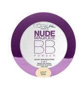 L'Oréal Paris Nude Magique BB Powder, Light 9 g