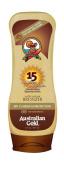 Australian Gold SPF 15 Sun Lotion and Bronzer 237 ml