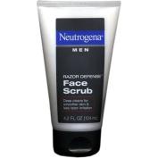 Neutrogena Men Razor Defence Face Scrub, 120ml