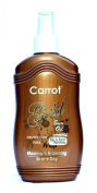 Carrot Sun® Gold Tan Accelerator Spray Oil with Almond Oil & L-Tyrosine for a GOLDEN tan-FAST! 200ml