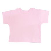 BabywearUK 2-3 YR T-SHIRT - Pink - British Made