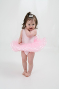 PINK BABY FAIRY TUTU 0-6 MTHS BY FRILLY LILY